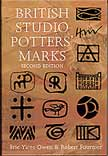 British Sutdio Potters' Marks - Choose your bookseller