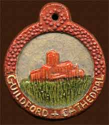 Compton cathedral pendant