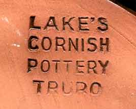 Lakes Dish (mark)