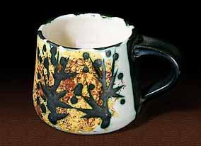 Celtic Mug, Folk design