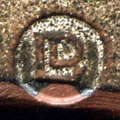 David Leach bottle (mark)