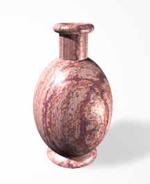 Marbly vase