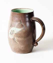 Fishley Holland mug