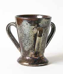 Three-handled Dicker pot