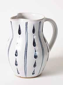 Mommens Jug with droplet design