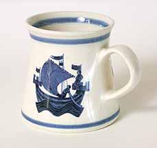 Iden ship mug
