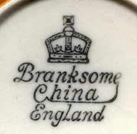Branksome Graceline (mark)