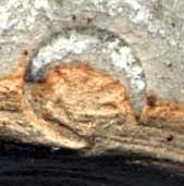 Small de Trey vase (mark)