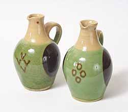 Two Cobham jugs