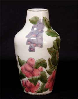 Cobridge Cowberry vase