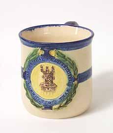 Yellowsands commemorative mug