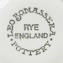 Bonassera his and hers mugs (mark)