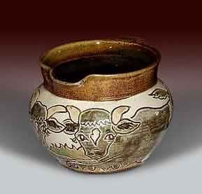 Mosse cow jug