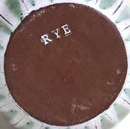 Small Rye jug (mark)