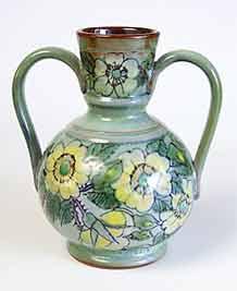 Chelsea handled vase