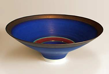 Blue Peter Wills bowl