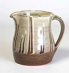 Slip decorated Aylesford jug