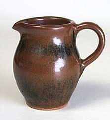 Brown Aylesford jug