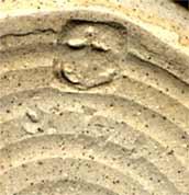 Anchor mustard pot (mark)