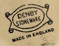 Denby Hazlewood bowls (mark)