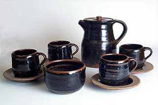 Scott Marshall coffee set