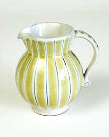 Yellow Rye jug