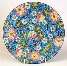 Longwy plate