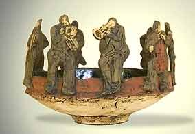Rooke musician bowl