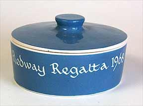 Rainham covered pot
