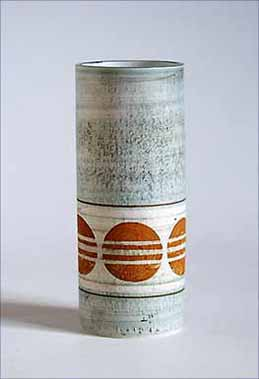 Troika cylinder vase