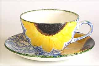 Vincent breakfast cup and saucer