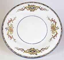 Gien plate