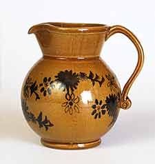 Brown Rye jug