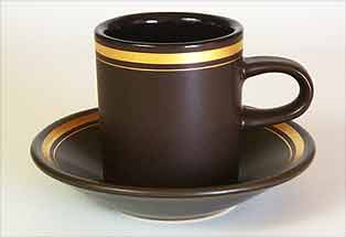 Purbeck cup and saucer