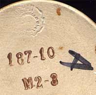 Small Buchan tankard (mark)