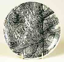 Four Nymølle plates - 4