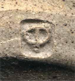 Lidded Colin Pearson pot (mark)