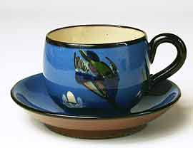 Torquay cup and saucer
