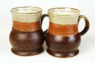 Two Iden mugs