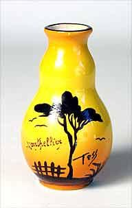 Small Vallauris vase