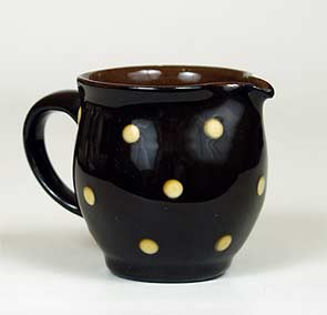 Spotty Zadek jug