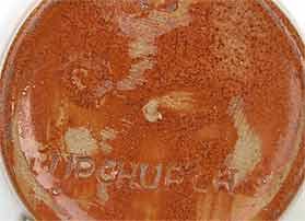 Upchurch milk jug (mark)