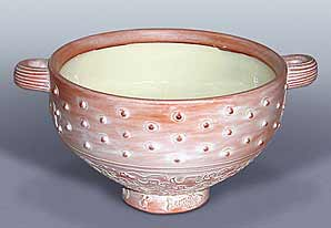 Handled Philip Wood bowl