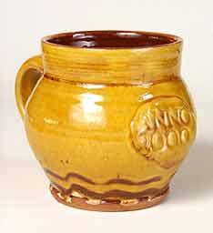 Bowen barrel mug