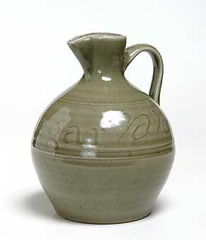 Crowan vinegar jug