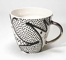 Mark Dally large mug