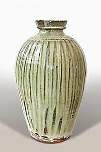 Mike Dodd fluted vase