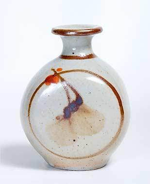 Dartington bottle vase