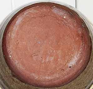 Unmarked studio pot (base)