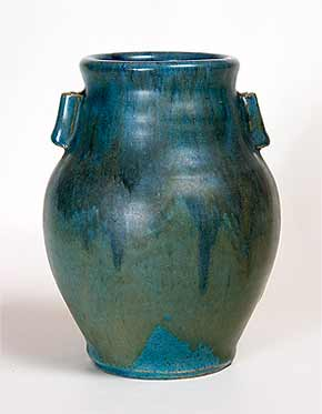 Lugged Upchurch vase